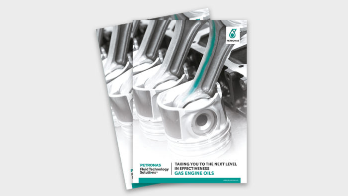 PETRONAS Gas Engine Oils image